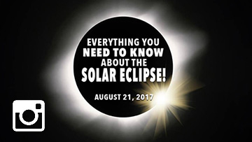 Here's the 411 on the Upcoming Solar Eclipse