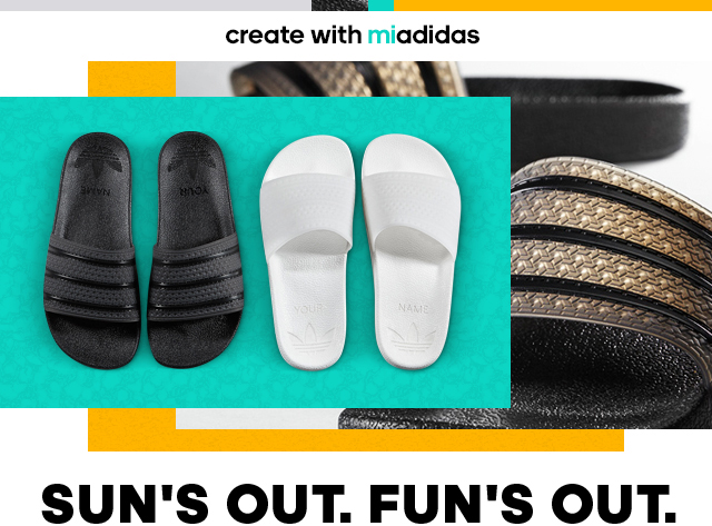 7f0fef72d795 Adidas  Sun s out. Fun s out.