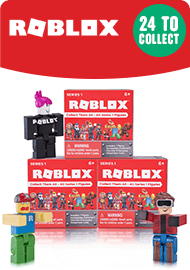 ROBLOX Mystery Box Figures Series 1