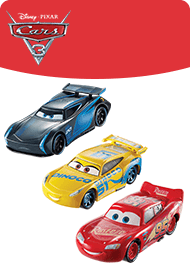 Disney Pixar Cars 3 1:55 Diecast Cars