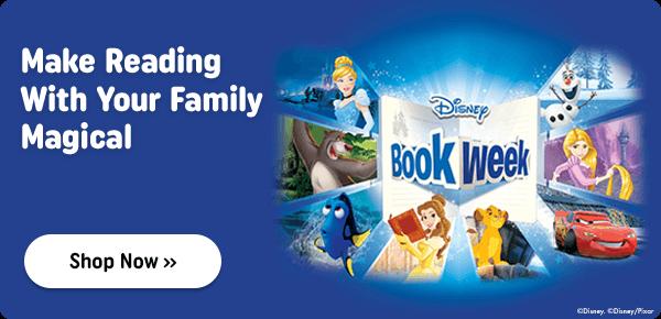 Disney Book Week