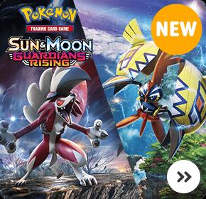 Pokemon Sun & Moon Guardians Rising