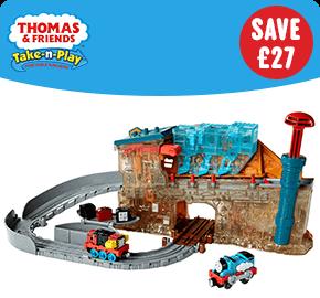 Thomas & Friends Take-n-Play Engine Maker