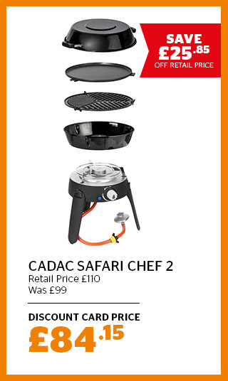 Cadac Safari Chef 2