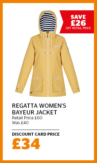 Regatta Women's Bayeur Jacket