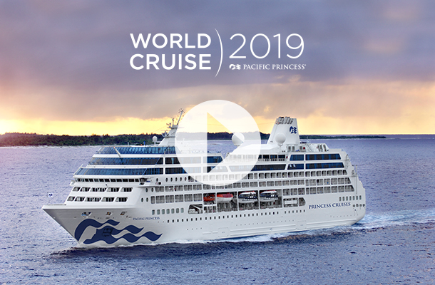 Princess Cruises Now On Sale 2018 2019 Exotic Cruises Milled