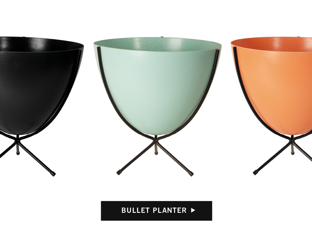 Bullet Planter