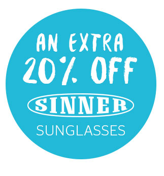 An Extra 20% Off Sinner Sunglasses