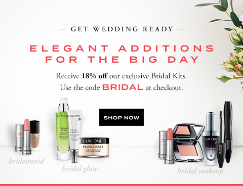 GET WEDDING READY ELEGANT ADDITIONS FOR THE BIG DAY - SHOP NOW