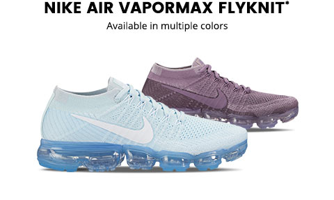 fcfb6b90fa Lady Foot Locker: Nike Air VaporMax Flyknit – available 6.1 | Milled