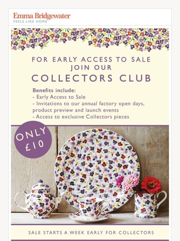 Emma Bridgewater Discount Codes December See All The Top Discount Codes And Coupons For Emma Bridgewater. Get Instant Savings From 2kins4.cf By Using Free Vouchers In December / January Get A Emma Bridgewater Promo Code From 2kins4.cf