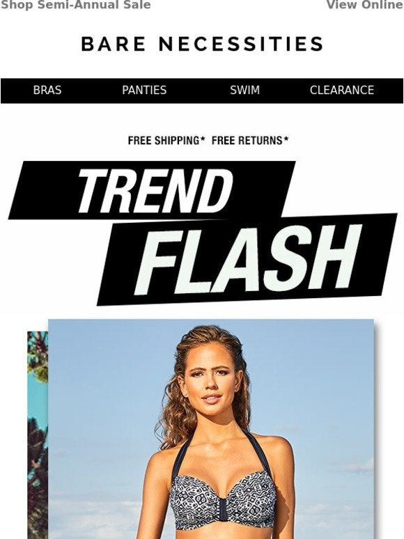 TechBargains has great deals, coupons and promo codes for Bare fasttoronto9rr.cf's best deal is Up to 70% off Swimwear + Free Shipping & Free Shipping.