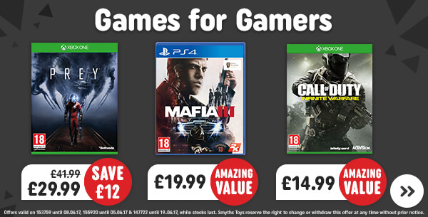 Games for Gamers