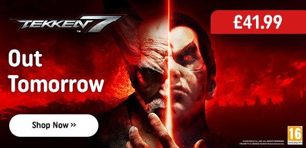 Tekken 7 - Out Tomorrow