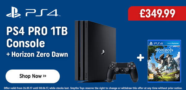 PS4 1TB + Select Game Free