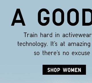 A Good Sport. Shop Women