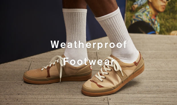 Weatherproof Footwear