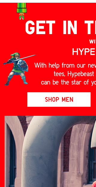 GET IN THE GAME WITH HYPEBEAST -- Shop Men