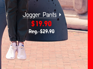 Shop Men's Jogger Pants -- $19.90