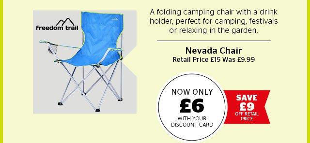 Freedom Trail Nevada Chair
