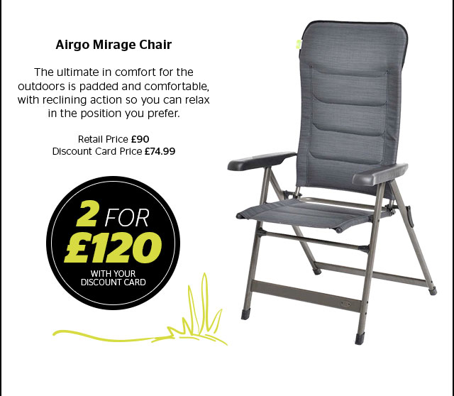 Airgo Mirage Chair
