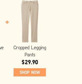Shop Women's Cropped Legging Pants