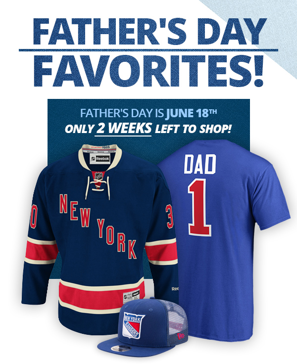 970d1384a71 Shop.NHL.com: Find the Right Gift w/ Rangers Father's Day Favorites ...