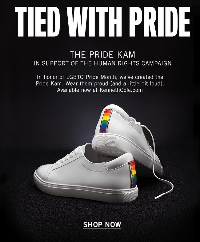 197381684d54 Kenneth Cole  Introducing our new Pride Kam sneaker