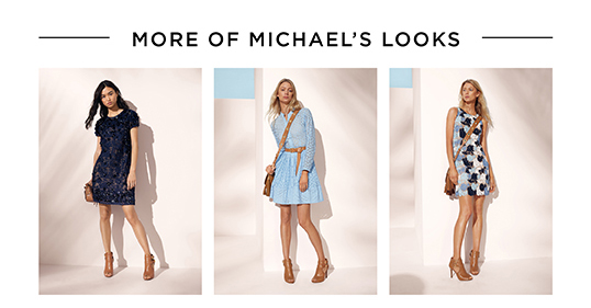 Michael Kors Kors Style The Day To Night Dress Milled