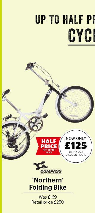 Compass 'Northern' Folding Bike