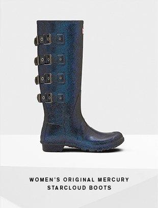 Women's Original Mercury Starcloud Boots - Neptune