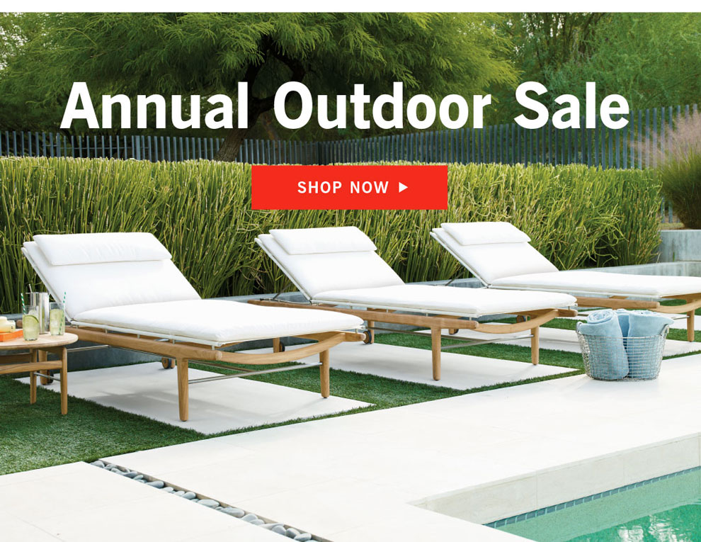 Annual Outdoor Sale
