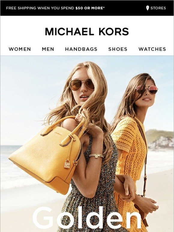 Michael Kors Sunny Shades For Summer Milled