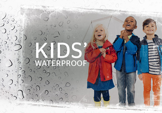 Kids' Waterproofs