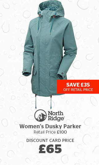 North Ridge Women's Dusky Parker