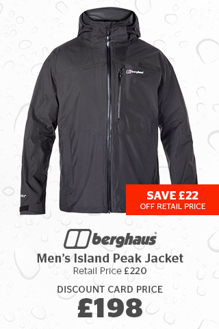 Berghaus Men's Island Peak Jacket