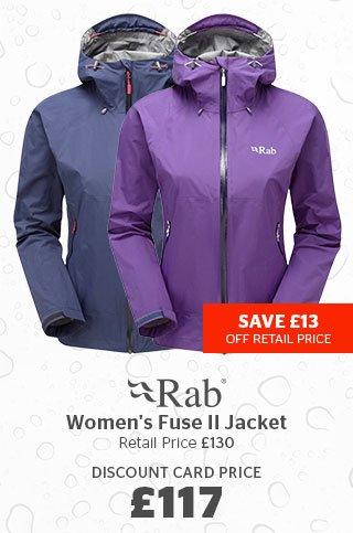 Rab Women's Fuse II Jacke