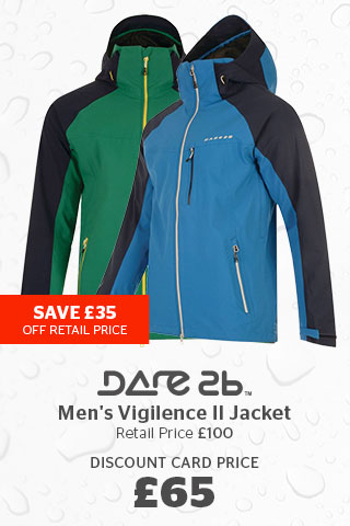 Dare2b Men's Vigilence II Jacket