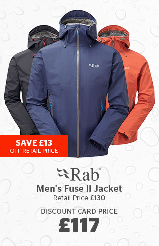Rab Men's Fuse II Jacket