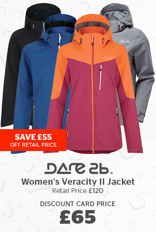 Dare2b Women's Veracity II Jacket