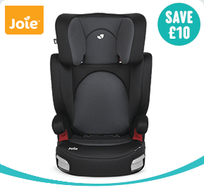 Joie Trillo Group 2-3 Car Seat Black