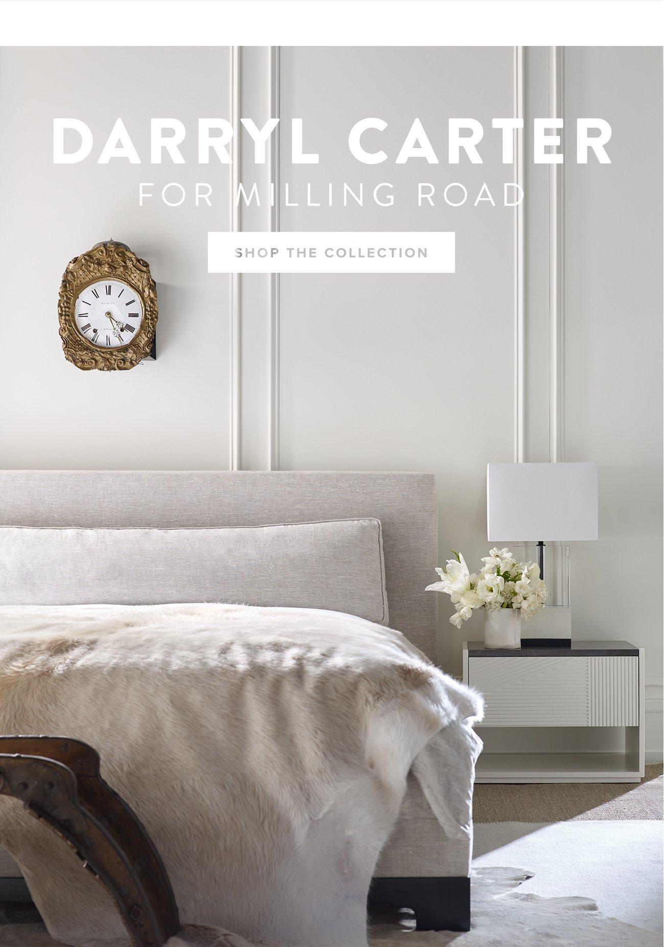 Darryl Carter For Milling Road