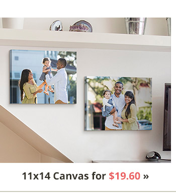 Canvas on Demand: It\'s not too late to order for dad! Take 80% off ...