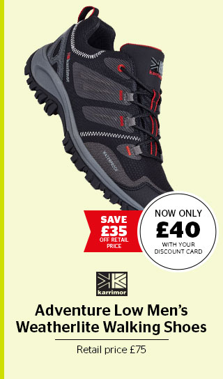 Karrimor Adventure Low
