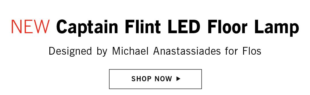 Captain Flint Lamp