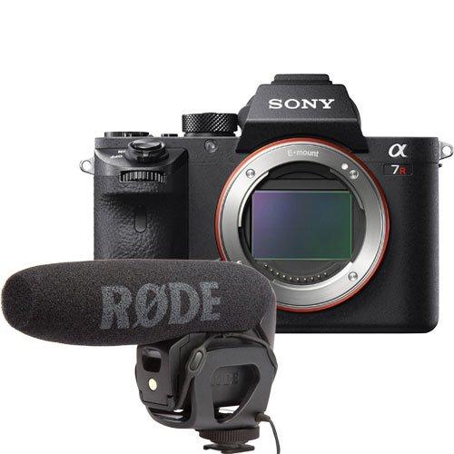 Alpha a7S II Mirrorless Digital Cameras