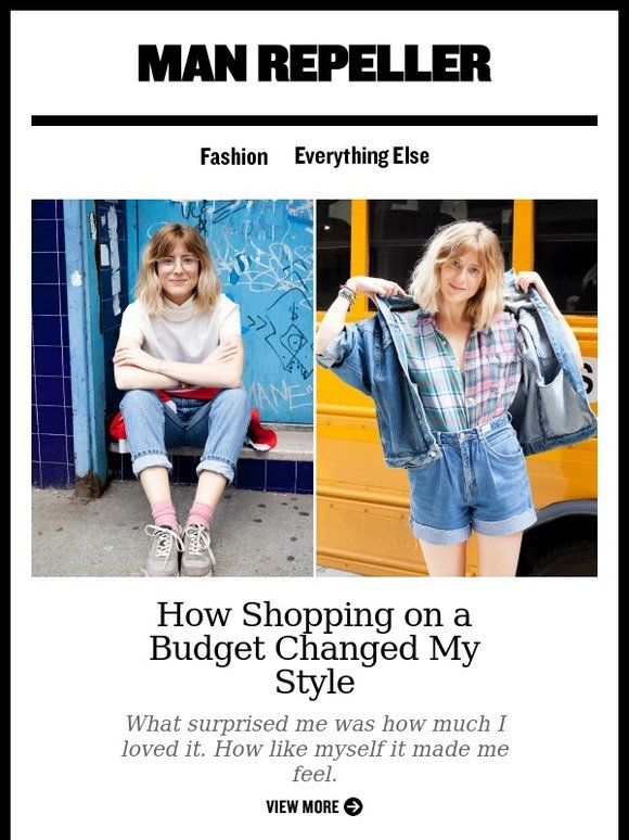 3731f9ef769 The Man Repeller  How Shopping on a Budget Changed My Style