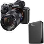 Alpha a7R II Mirrorless Digital Cameras