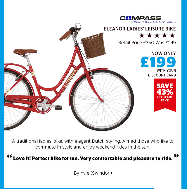 Compass Eleanor Ladies' Leisure Bike