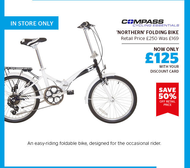 Compass 'Northern' Folding Bike